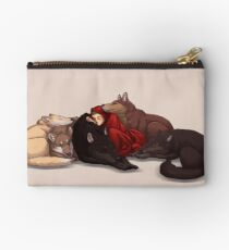 Wolf Pack Studio Pouch