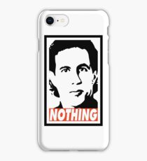 A Show About Nothing iPhone Case/Skin