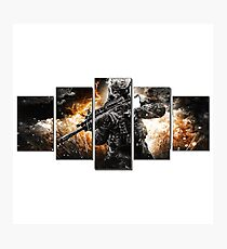 Black Ops Photographic Print