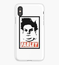 FARLEY iPhone Case/Skin