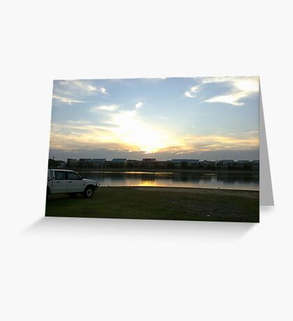 Carrington Creek Greeting Card