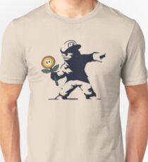 Mario - Banksy, Revolution Koopa T-Shirt