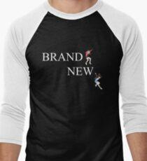 Brand New band Science Fiction  Men's Baseball ¾ T-Shirt
