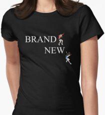 Brand New Band Science Fiction Tailliertes T-Shirt für Frauen