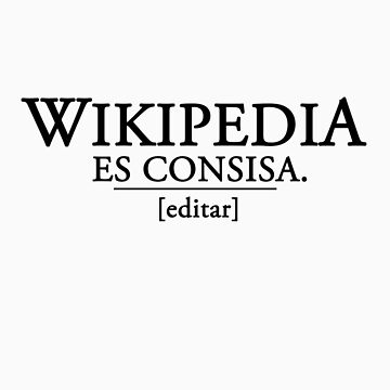 Wikipedia es consisa by wasqps