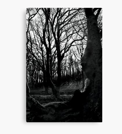 Prayer For The Lost II Canvas Print
