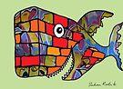 Wall Fish by Juhan Rodrik