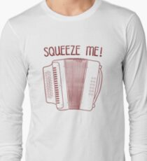 Squeeze Box Accordion - Musician Squeeze Box Instrument T-Shirt