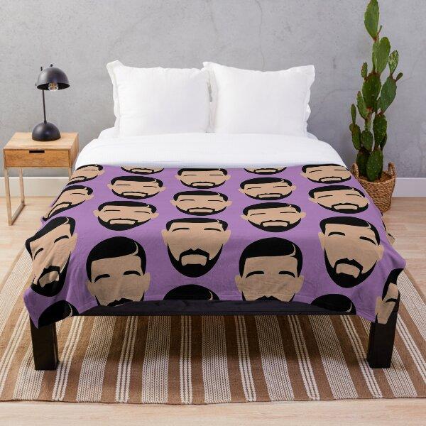 Drake Throw Blanket