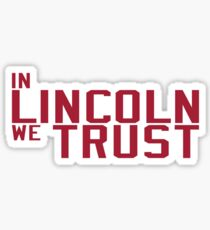 Lincoln Riley Head Football Coach OU Sticker