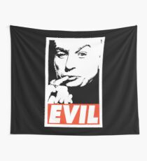 Dr. Evil Wall Tapestry