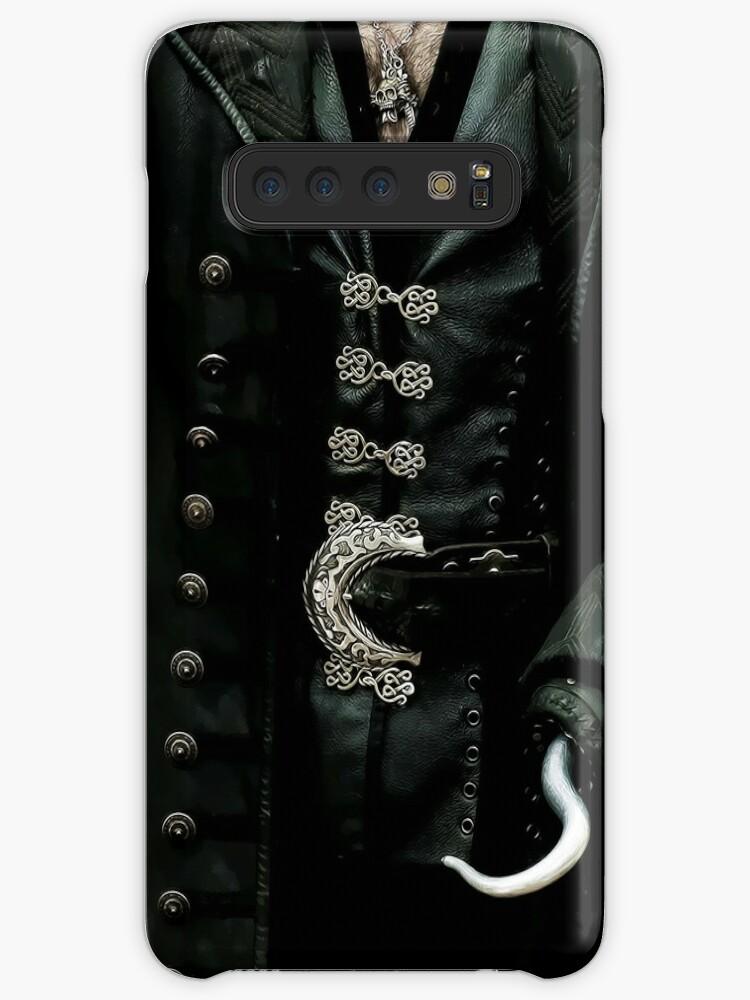 Hook's black vest by agosdesigns