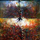 The Fire Of Forest -The Fire Of Heart by Wojtek Kowalski