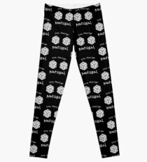 D20 - Dungeon and Dragons Leggings