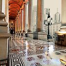 Colonnade by Peter Krause