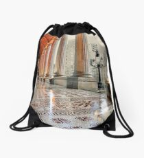 Colonnade Drawstring Bag