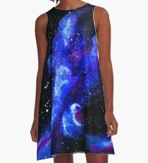 Different World - Universe  A-Line Dress
