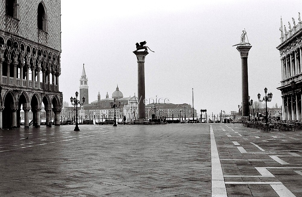 St Marks Calm by Venice
