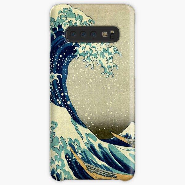 Hokusai, The Great Wave off Kanagawa, Japan, Japanese, Wood block, print. Samsung Galaxy Snap Case