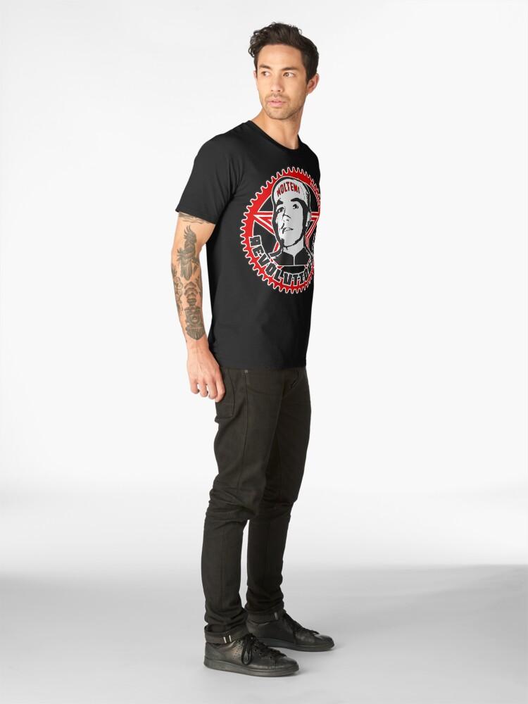 Revolutionary - Eddy Merckx Men s Premium T-Shirt Front. product-preview.  product-preview ec9370367