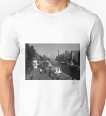 Amsterdam By The Canal Unisex T-Shirt