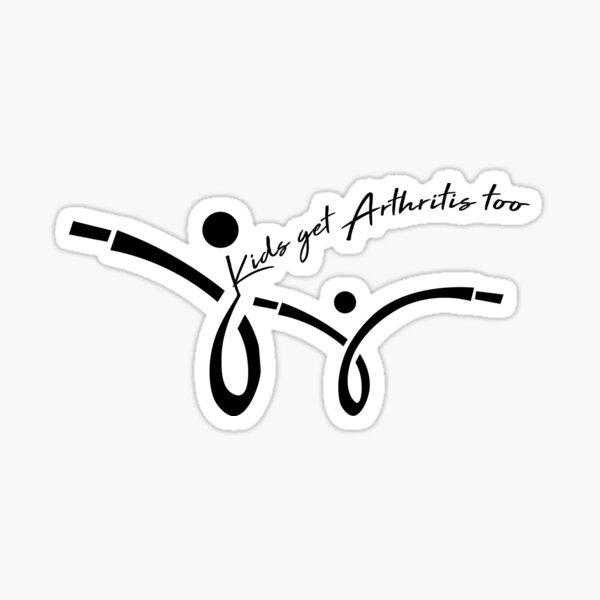 Juvenile Arthritis Sticker
