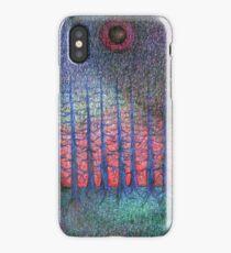 Lunar Night iPhone Case/Skin