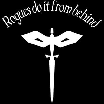 Rogues - Black by cir8