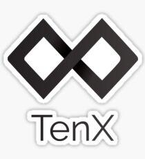 TenX Sticker