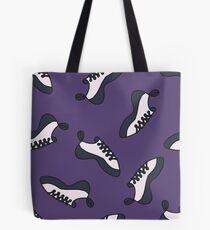 climbing shoes Tote Bag