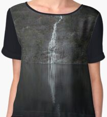 Waterfall (The Unknown) Women's Chiffon Top