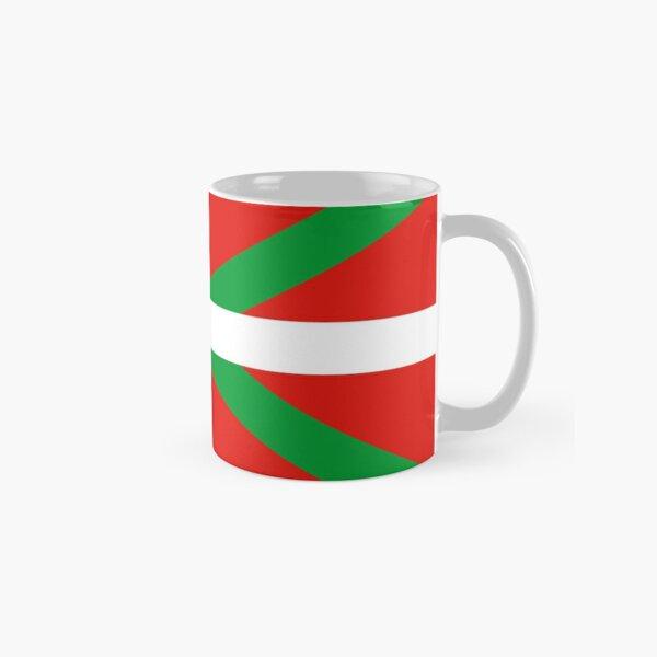 Flag of the Basque Country Classic Mug