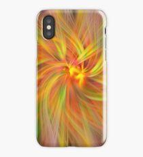 Iris Twirled iPhone Case/Skin