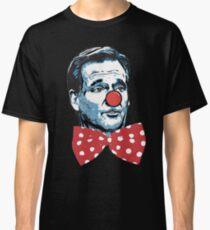 Bozo The Clown Commissioner Classic T-Shirt