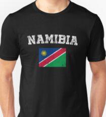 Namibian Flag Shirt - Vintage Namibia T-Shirt Unisex T-Shirt