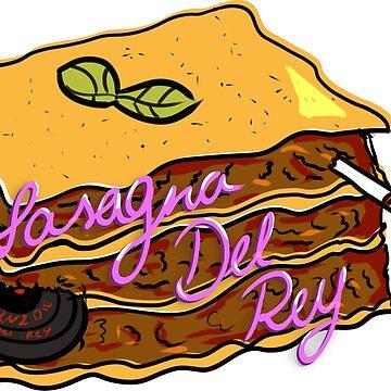 Lasagna del rey by SHDesignstudio