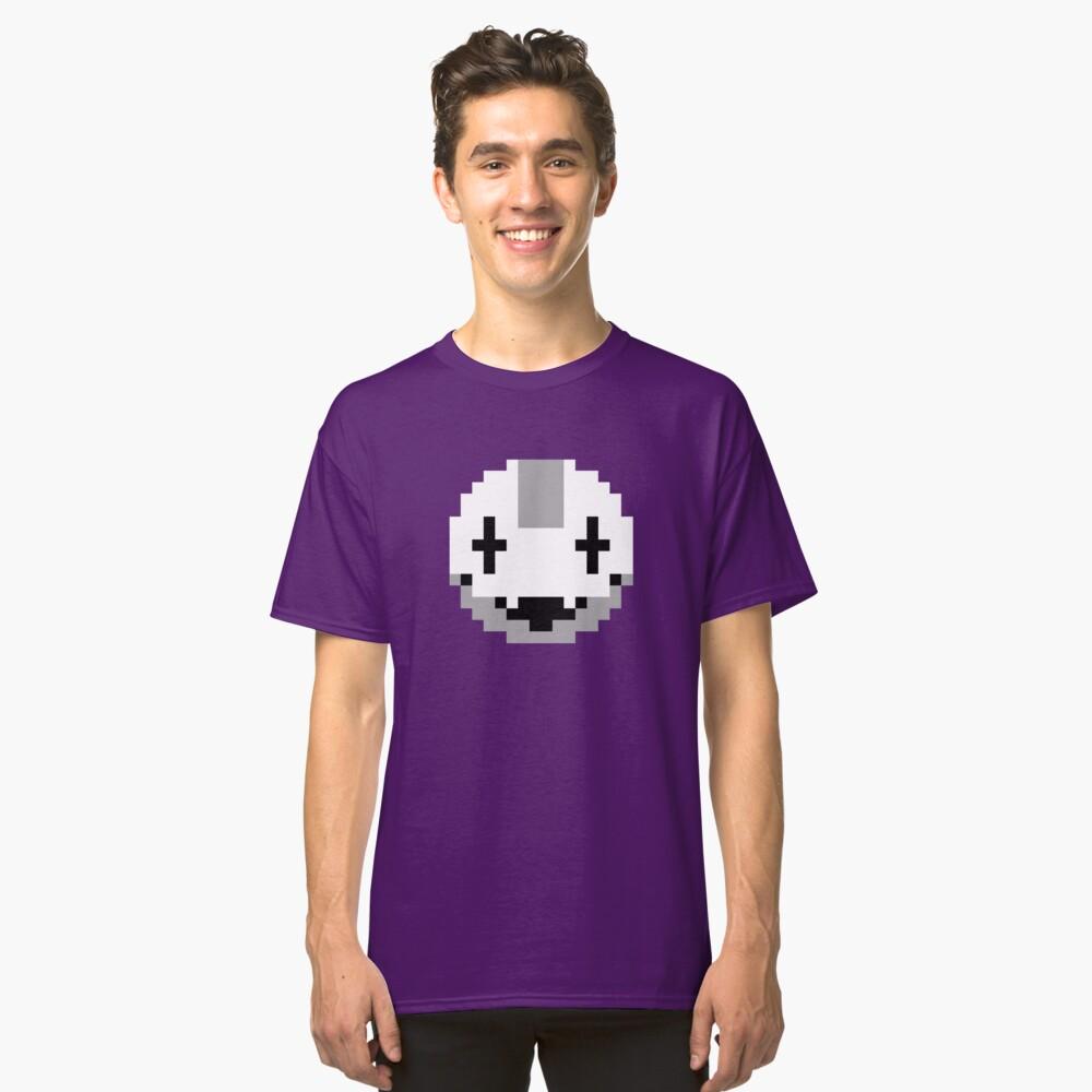 Face De Mambo (Black) Classic T-Shirt Front