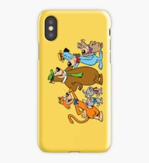 Cartoon Friends iPhone Case/Skin