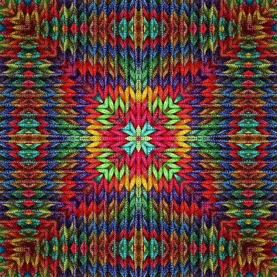 Knitter 1 by Yampimon