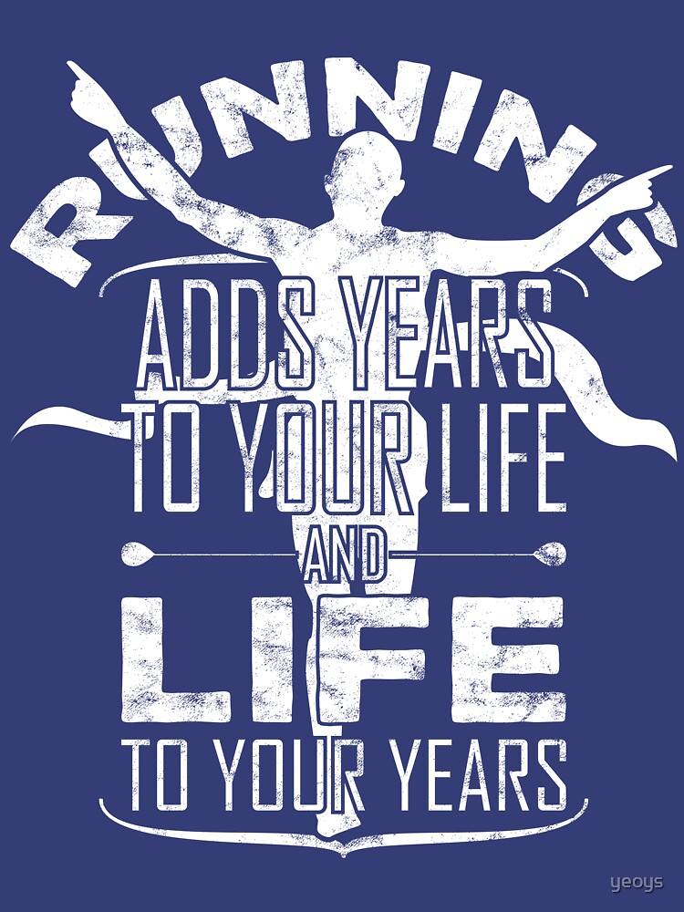 Running Adds Life To Your Years > I Love Running by yeoys