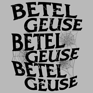 Beetlejuice  by geekone