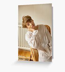 BTS HER JUNGKOOK Greeting Card