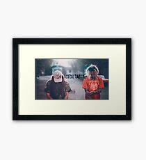 SuicideBoys Framed Print