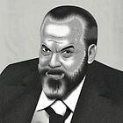 "Orson Welles's ""MAAAH"" by doriantwp"