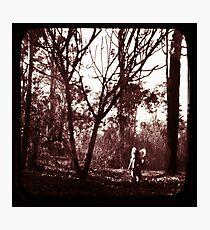 Fae Whispers ii Photographic Print