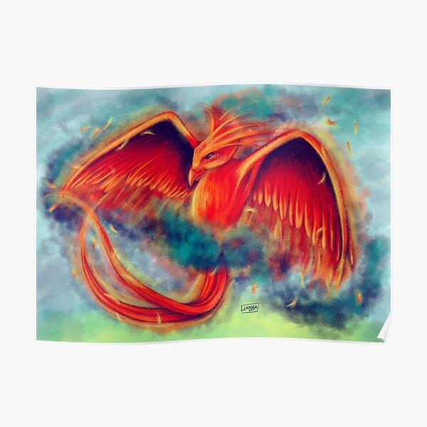 Phoenix in Flight Poster