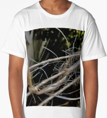Knotted nature  Long T-Shirt