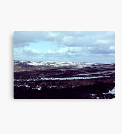North York Moors Canvas Print