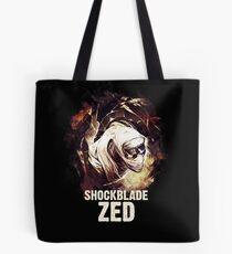 League of Legends - SHOCKBLADE ZED Tote Bag