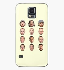 The Jokers Face Case/Skin for Samsung Galaxy